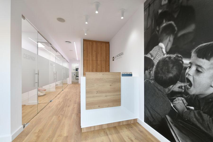 clínica dental en Badalona