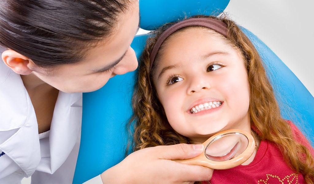 odontología infantil en Badalona